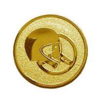 Éremb. AUTÓ 50mm arany  117