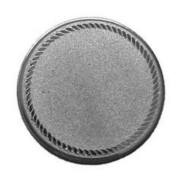 Éremb. ÜRES2 50mm ezüst új 131