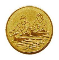 Éremb. EVEZÉS 50mm arany   168