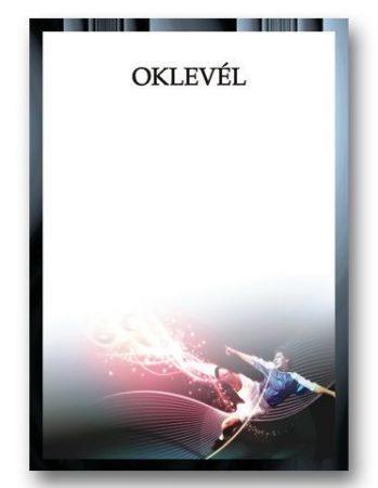 OKLEVÉL A/4 FOCIS