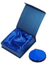 ÜVEG ÉREM kék, dobozzal