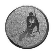 Éremb. SÍ ezüst 25mm       095