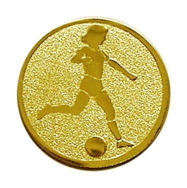 Éremb. NŐI FOCI 50mm arany    002